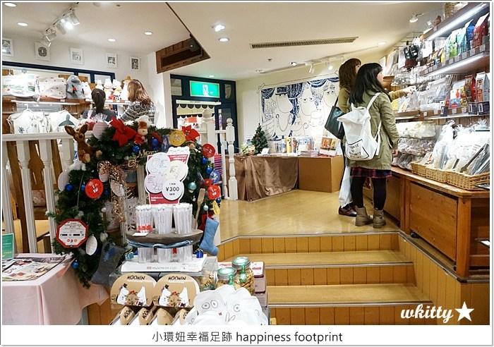 【九州福岡博多運河城美食】嚕嚕米咖啡店 Moomin House Cafe,卡哇伊的嚕嚕米坐檯,少女心嚴重發作的地方! @小環妞 幸福足跡