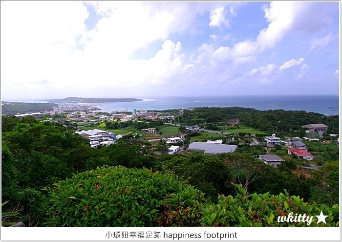 【沖繩景觀餐廳】花人逢,必吃美味PIZZA美食,得天獨厚的湛藍海景相伴【26】 @小環妞 幸福足跡