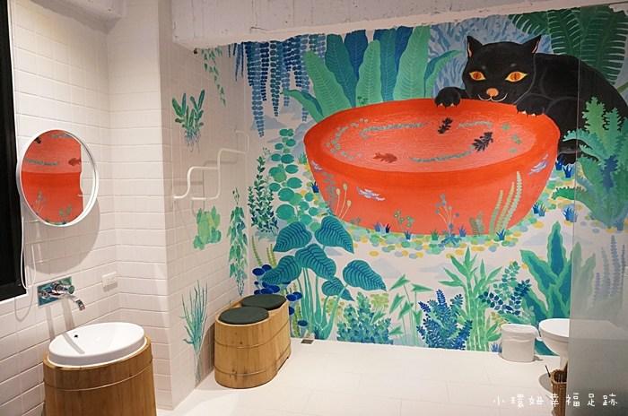 【宜蘭礁溪泡湯】蔥澡。礁溪小澡堂,藝術湯屋讓泡湯也可以好文創喔! @小環妞 幸福足跡