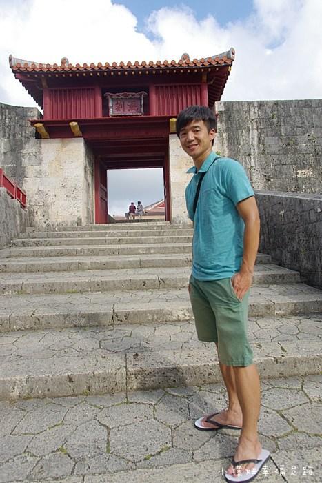 【沖繩必逛景點】首里城,探訪沖繩歷史古今中外的地方!【36】 @小環妞 幸福足跡