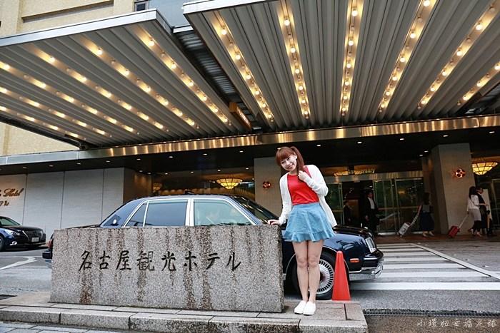 【名古屋住宿推薦】名古屋觀光飯店,便宜氣派CP值高,交通方便【28】 @小環妞 幸福足跡