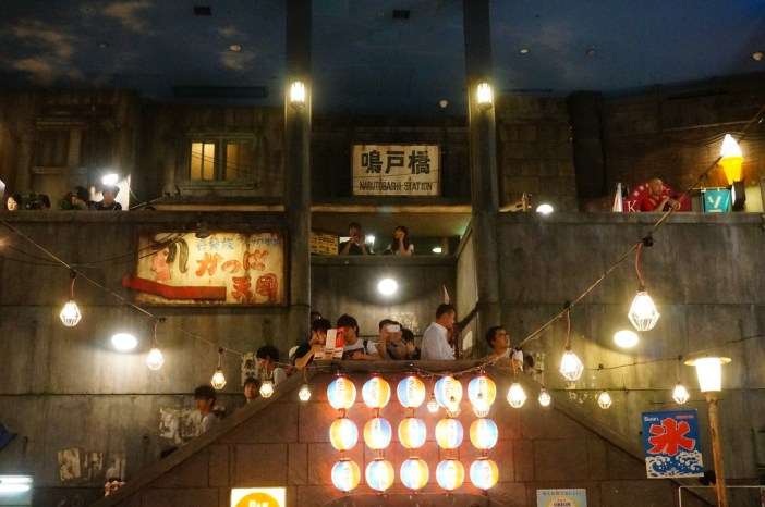 【橫濱景點推薦】橫濱拉麵博物館,多種拉麵任君挑選,昭和時代復古場景! @小環妞 幸福足跡