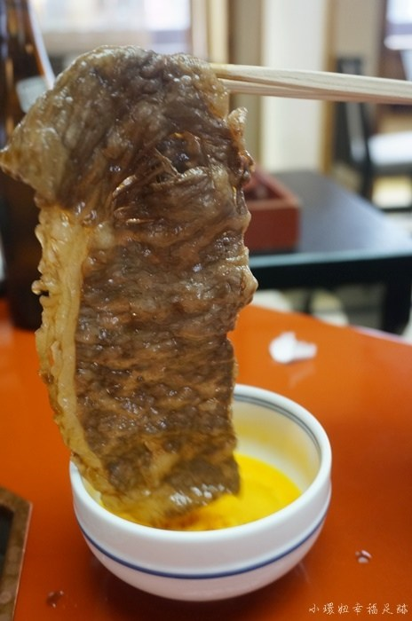 【京都必吃美食】三嶋亭壽喜燒(午餐時間較便宜),美味彈牙的牛肉在舌尖,百年老店名不虛傳(24) @小環妞 幸福足跡