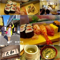 【東京美食必吃】燒肉/拉麵/早餐/壽司/豬排,美食餐廳懶人包(持續更新) @小環妞 幸福足跡