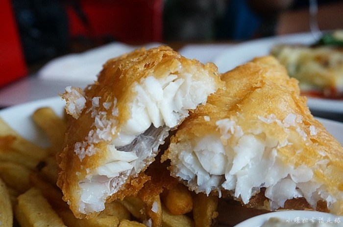 CANTEEN,Fish & chips,倫敦必吃,倫敦美食,倫敦美食推薦,倫敦美食餐廳,英國必吃,英國美食 @小環妞 幸福足跡
