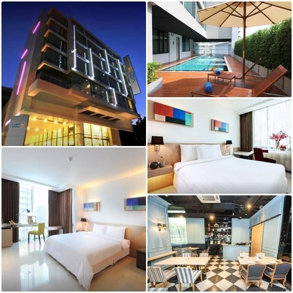 Vic3曼谷飯店