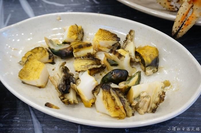 【韓國首爾海鮮】鷺梁津水產市場,超大超肥美帝王蟹!注意事項分享 @小環妞 幸福足跡