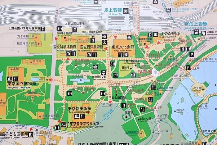 【東京賞櫻景點】上野恩賜公園,櫻花天花板!推薦賞櫻必去地點 @小環妞 幸福足跡