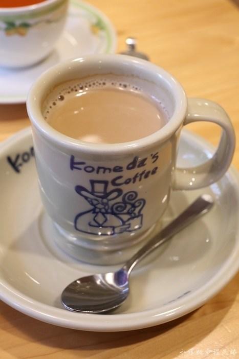 komeda coffee,コメダ珈琲,名古屋咖啡店,名古屋平價美食,名古屋必吃,名古屋早餐 @小環妞 幸福足跡