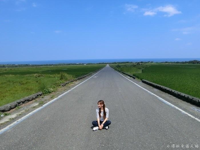 【台東第二條伯朗大道】金剛大道,一條通往太平洋的天堂路 @小環妞 幸福足跡