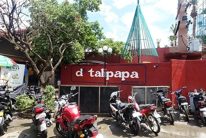 長灘島d'talipapa,長灘島必去,長灘島攻略,長灘島海鮮,長灘島海鮮餐廳,長灘島美食,長灘島龍蝦 @小環妞 幸福足跡