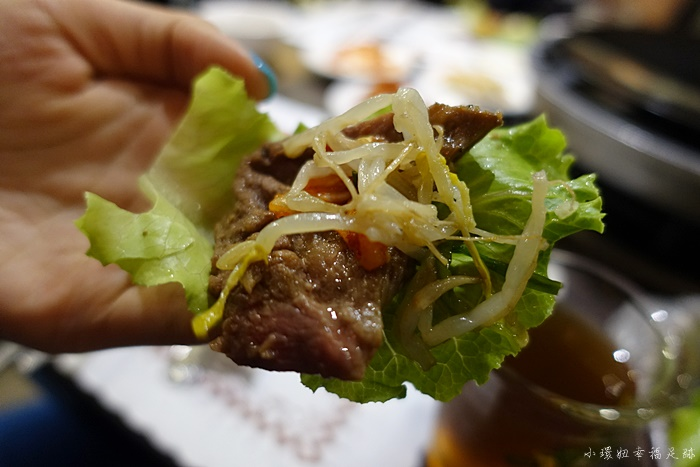 南大門韓國烤肉,南大門韓式烤肉,台北南大門,台北韓式烤肉 @小環妞 幸福足跡