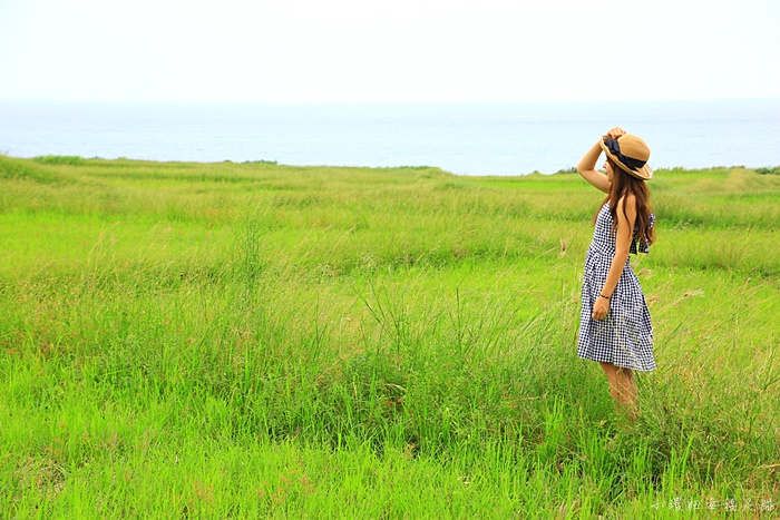 【花蓮豐濱景點】新社梯田,臨海夢幻搖曳的海梯田美景,私房! @小環妞 幸福足跡