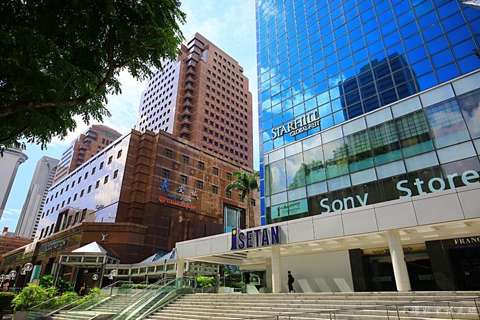 【新加坡逛街購物】烏節路Orchard Road.整條都是百貨公司 – 小環妞 幸福足跡