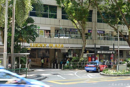 【新加坡逛街購物】烏節路Orchard Road,整條都是百貨公司 @小環妞 幸福足跡