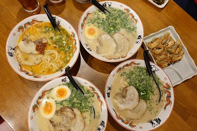 暖暮拉麵名護店-沖繩不太需要排隊的分店-北部行程就安排它 – 小環妞 幸福足跡
