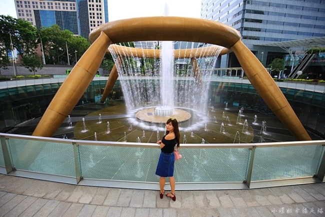 柯南新加坡,柯南景點 @小環妞 幸福足跡