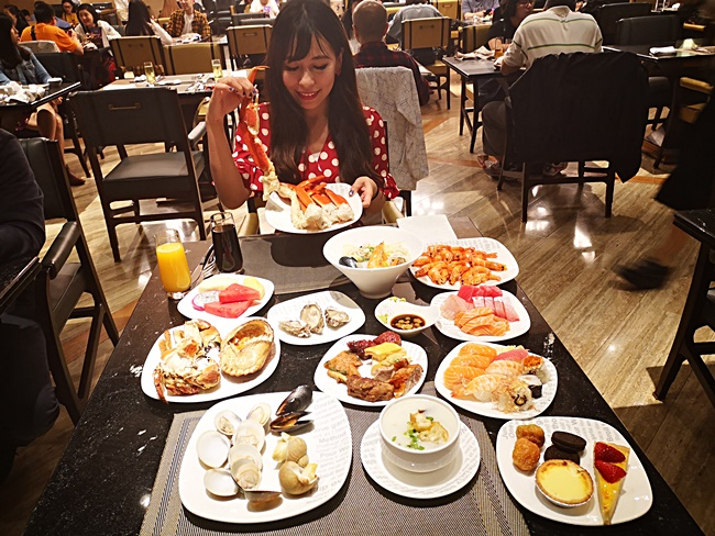 澳門buffet懶人包,澳門美食懶人包 @小環妞 幸福足跡