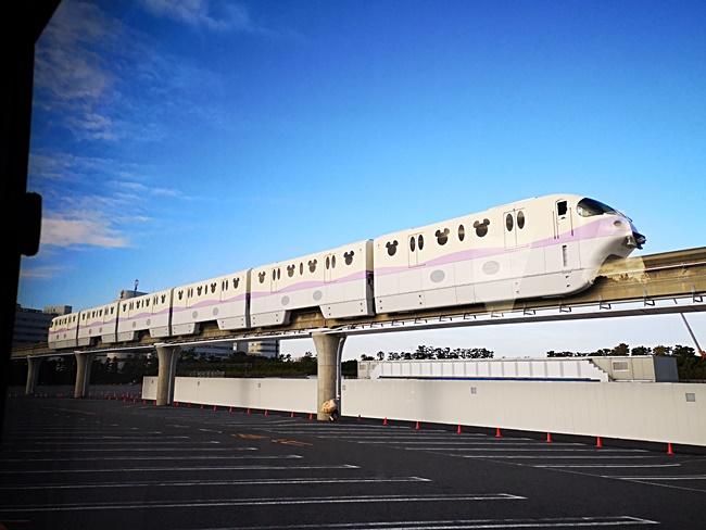 【東京迪士尼交通】東京市區到迪士尼接駁巴士預約(新宿/池袋) @小環妞 幸福足跡