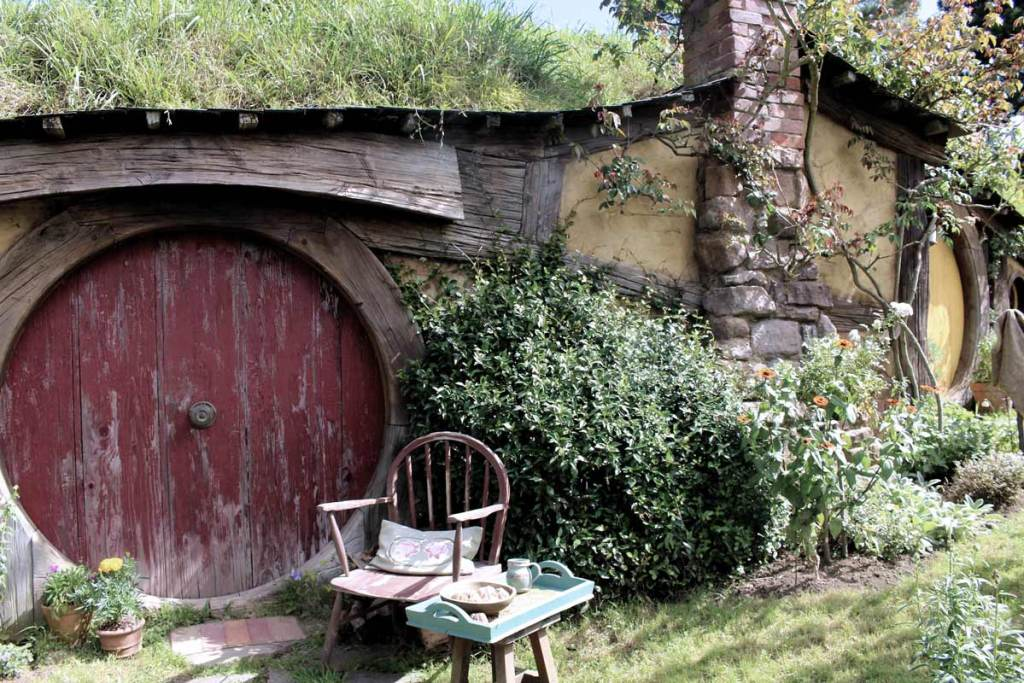 Symbolfoto aus dem Auenland. Wie wäre die Heldenreise verlaufen wenn sich Frodo entschieden hätte da zu bleiben?
