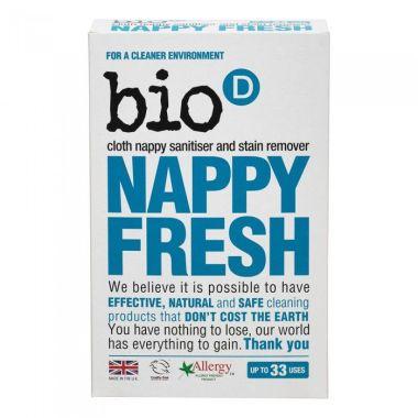 Nappy Fresh - antybakteryjny dodatek do proszku