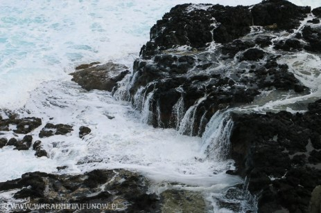 The Blowhole nieopodal Seals Rock na Phillip Island