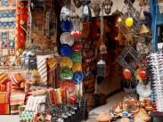 Marrakesz - kolory ulicy