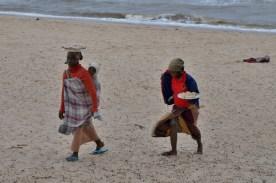 Plaża n obrzeżach Maputo