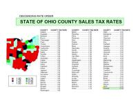 Sales Tax Chart Ohio - Charming ohio sales tax table f15 ...
