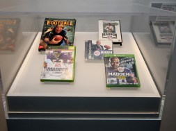 """""""Madden NFL: 25 Years and Running"""" at the Museum of the Moving Image"""