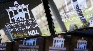 Sports book gambling Vegas Betting AP