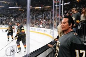 Jets Golden Knights Hockey