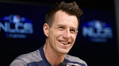 Brewers GM Craig Counsell AP