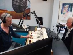 Phil Anderson WIZM studio Oct 2018