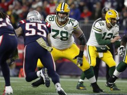 Packers offensive line AP