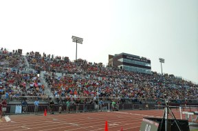 WIAA state track meet crowd 2019