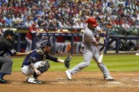 Cardinals Yadier Molina AP
