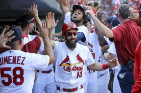 Cardinals Matt Carpenter AP