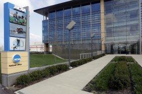 NCAA HQ AP