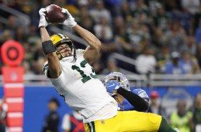Packers Allen Lazard AP