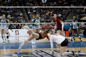 NCAA Wisconsin Baylor Volleyball