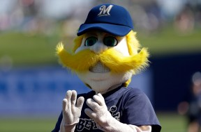 Bernie Brewer