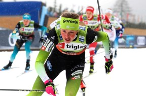 Slovenia Cross Country Ski World Cup