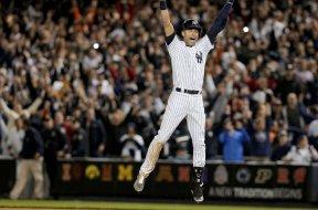 Yankees Derek Jeter AP