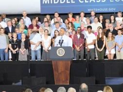 Obama at UWL 2