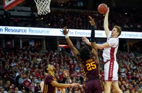 Minnesota Wisconsin Basketball