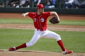 Reds Trevor Bauer AP