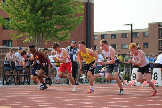 Logan track Tyler Harris 100 WIAA state