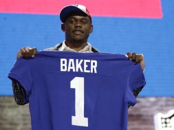 Giants DeAndre Baker AP