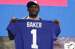 Giants DeAndre Baker AP